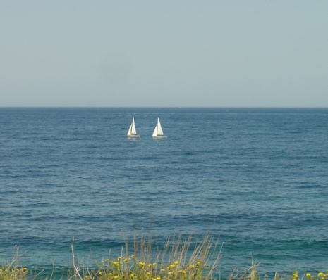 Couple de bateau